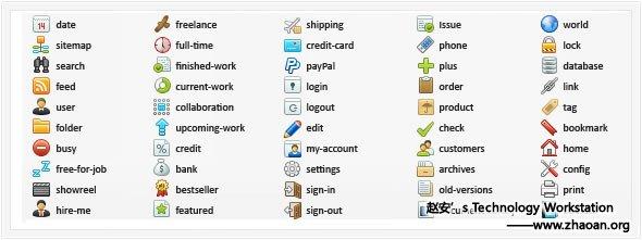 PC.DE Icons