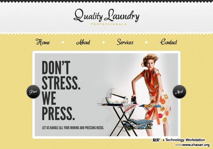 15个漂亮的HTML5单页网站欣赏