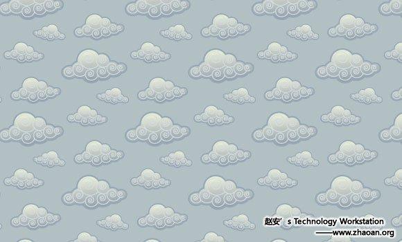 Stylized Clouds 1