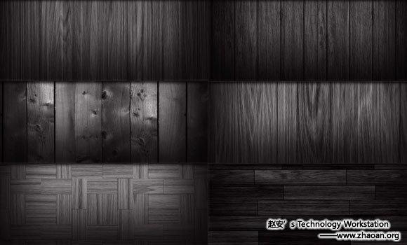 Tileable Dark Wood Textures