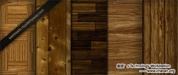 Tileable Light Wood Textures
