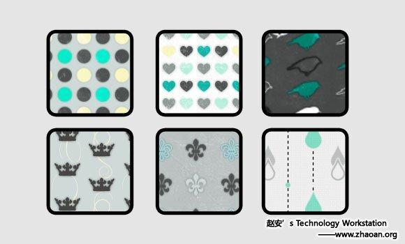 Mod Belle Pattern