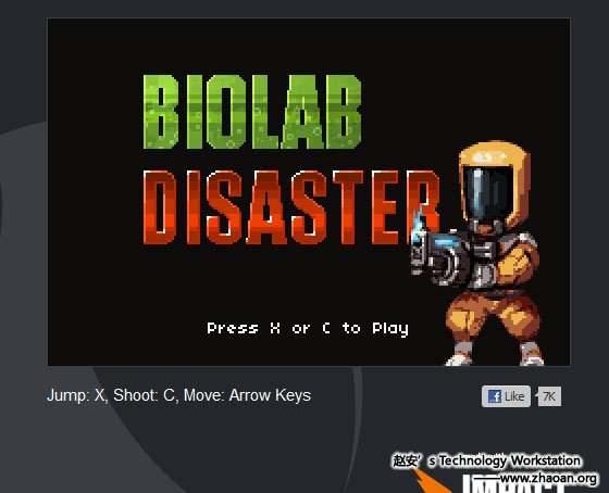 Biolab Disaster