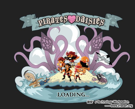 Pirates Love Daises