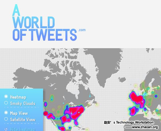 A World of Tweets