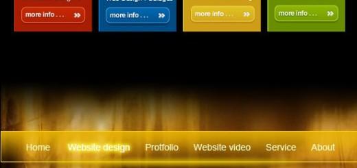 Web设计中的细节