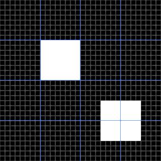 8x8辅助线